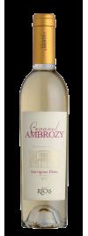 Conacul Amrozy Recas- vin alb dulce