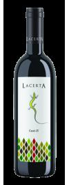 LACERTA COUVEE IX Cupaj 4 soiuri (cabernet sauvignon,merlot,feteasca neagra,blaufraenkisch)