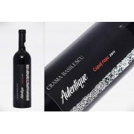 Antentique Cupaj Rosu Crama Basilescu - Vin rosu demisec