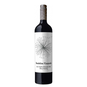 Dandelion Vineyards Lions Tooth Shiraz (Riesling)