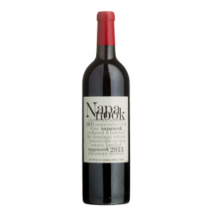 Dominus Estate Napanook 2013 by Christian Moueix