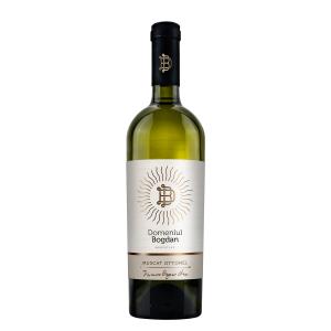 Domeniul Bogdan Premium Organic Muscat Ottonel