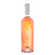 Domeniul Bogdan Organic Cabernet Sauvignon Rose