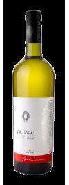 Artisan Feteasca Alba Barrique Domeniile Sahateni - Vin alb sec