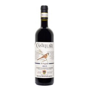 """Castellare di Castellina Chianti Classico Riserva """"Il Poggiale"""""""