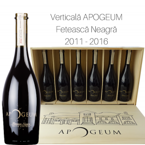 Valahorum Verticala APOGEUM Feteasca Neagra 2011-2016