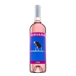 Velvet Winery NIRVANA Rose