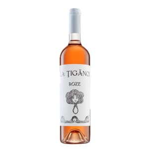 Velvet Winery LA TIGANCI Rose