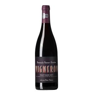 Vigneron ECO Pinot Noir Baricat 2017 Domeniile Franco Romane