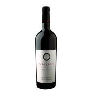 Anima 3 Fete Negre seria 004 Domeniile Sahateni - Vin rosu sec